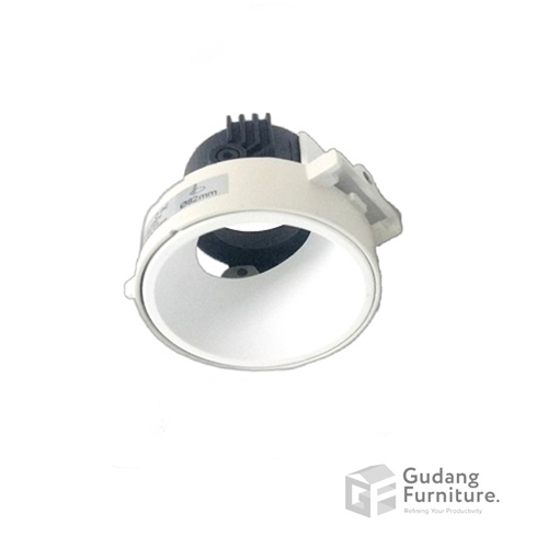 Lampu Dinding Downlight 3+ Projects 3+DL 5033DL WH VG