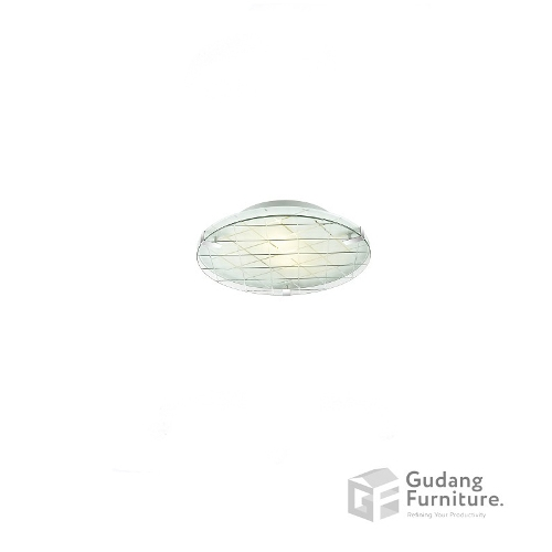 Lampu Plafon/Ceiling Lamp 3+ Projects Double Glass 3+DLEVENAR40AH