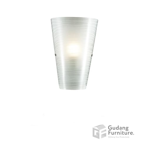 Lampu Dinding / Wall Lamp 3+Projects 3+DL-WL255-WH-AH