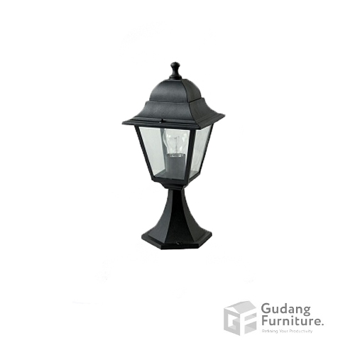 Lampu Gerbang 3+ Projects Classic IP44 3+DX3063S