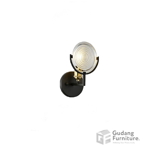 Lampu Dinding/Wall Lamp 3+ Projects Coffee Brown 3+MPW63741A
