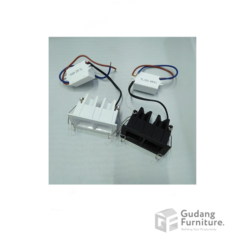 Lampu Downlight Recessed LED 3+ Projects 3+VG8904C200