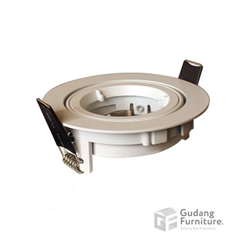 Lampu Downlight Adjustable 3+ Projects 3+ZLLC102286 GU10