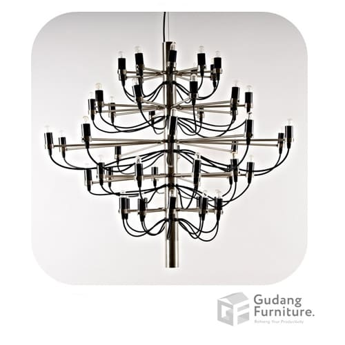 Lampu Gantung / Chandelier Lamp Ardente 3/0362/Dia.800mm x H. 630mm