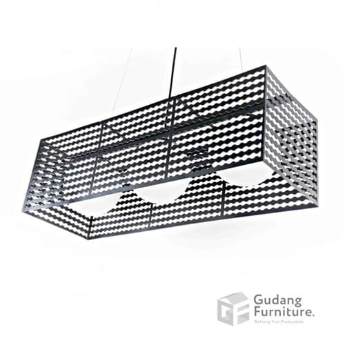 Lampu Gantung / Chandelier Lamp Ardente 6273/3C