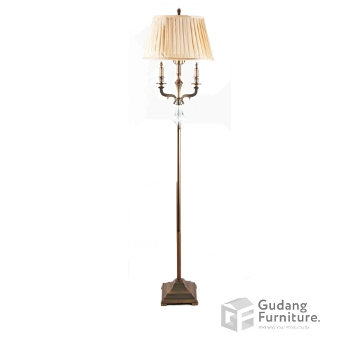 Lampu Lantai / Standing Lamp Ardente 7-0083