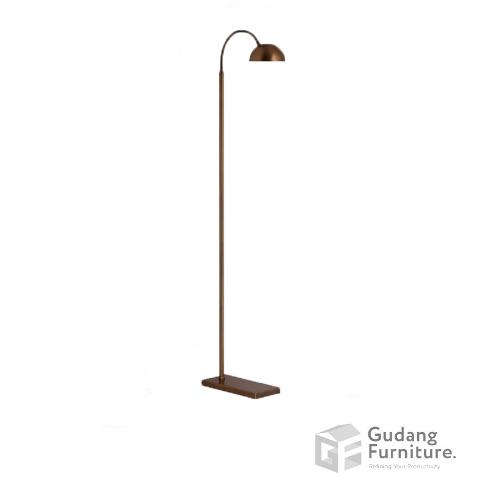 Lampu Lantai / Standing Lamp Ardente ARC FLOOR LAMP PORTA ROMANA
