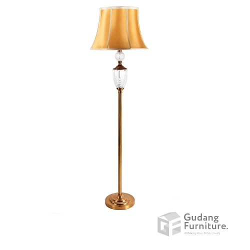Lampu Lantai / Standing Lamp Ardente F-88021