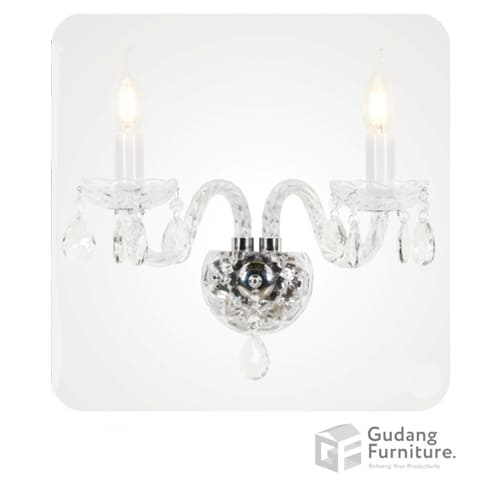 Lampu Ardente / Wall Lamp Ardente KL8040/2W