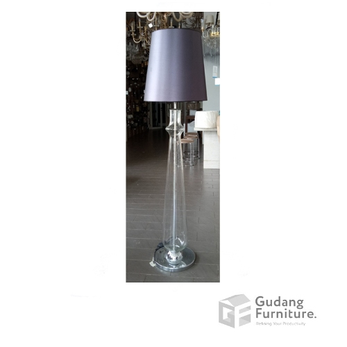 Lampu Lantai / Standing Lamp Ardente LONG GLASS