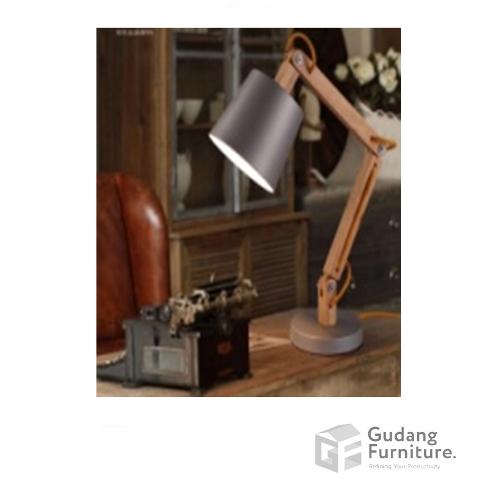Lampu Meja / Table Lamp Ardente SF0918 08BK