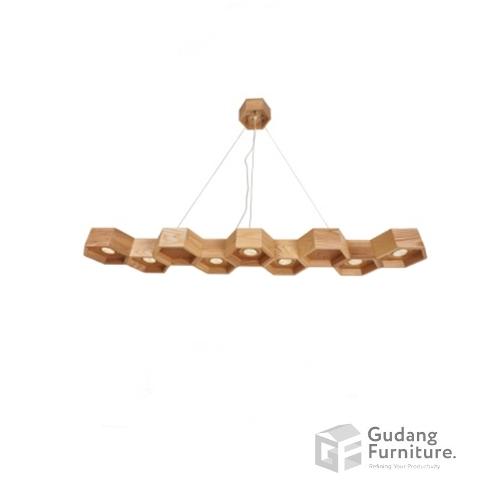 Lampu Gantung / Wood Ardente SF0918 09/1200