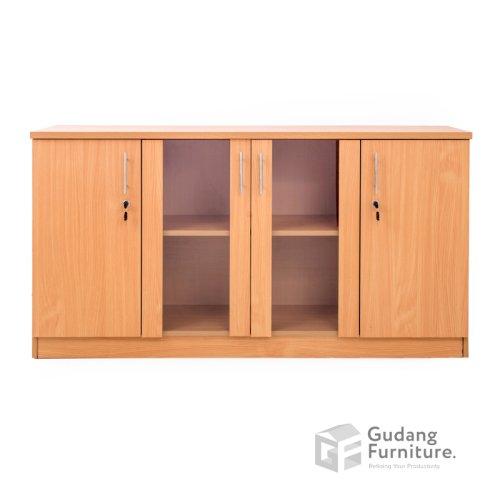Credenza Kantor Modern / Low Cabinet Aditech ISC 160