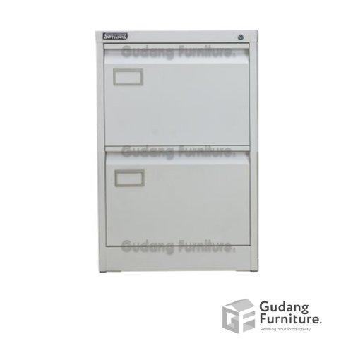 Filling Cabinet Metal / Lemari Cabinet Metal Kantor Safeguard SD A2