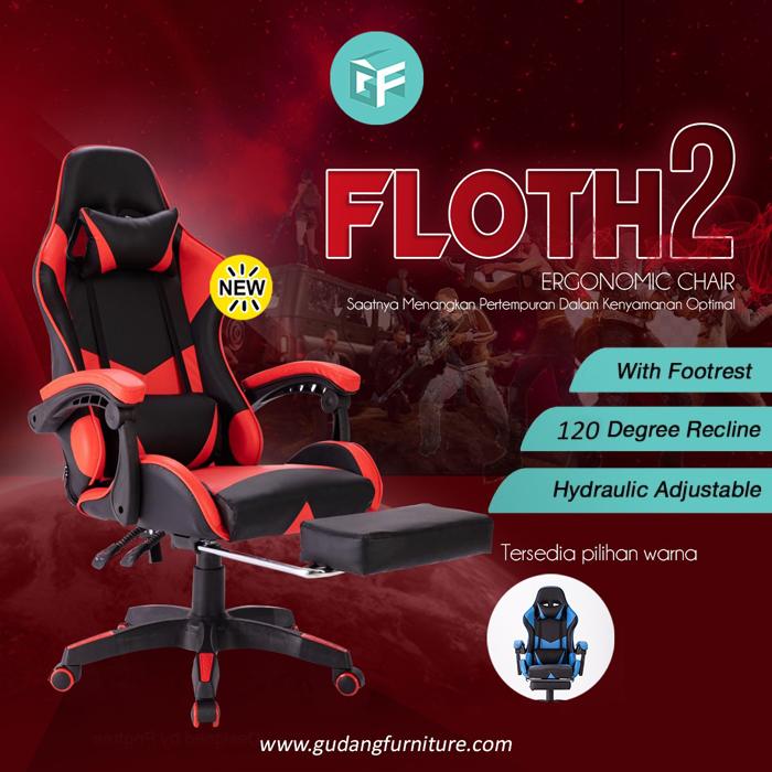 Kursi Gaming FLOTH 2