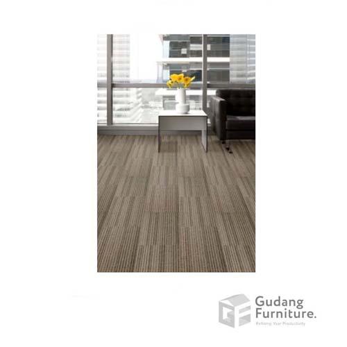 Karpet Kantor Cool Planks - Caramel
