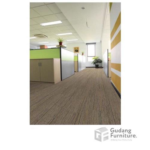 Karpet Kantor Stream Colour - Mineral