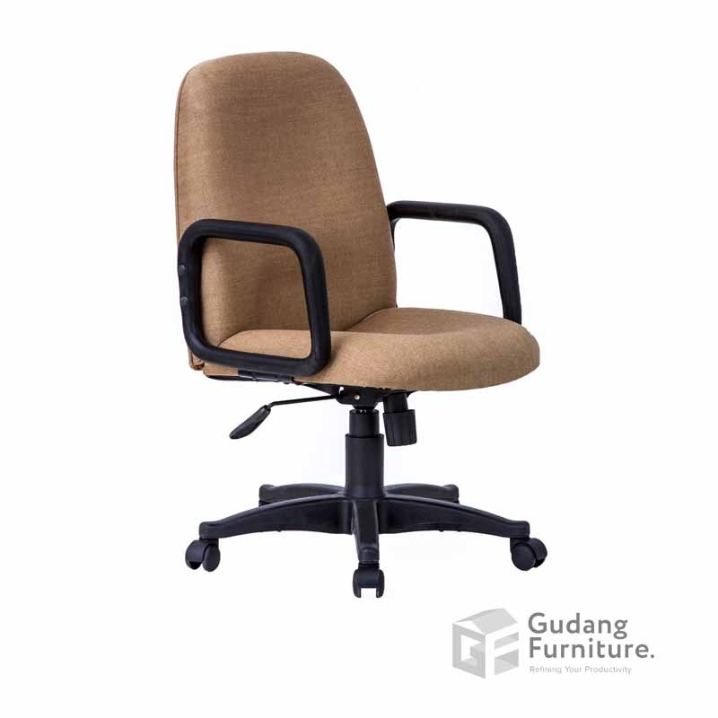 Kursi Kerja Kantor Manager Fantoni F 350