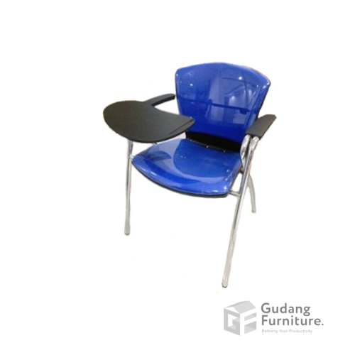 Kursi Training / Kursi Belajar (dengan Meja) Fantoni Canberra