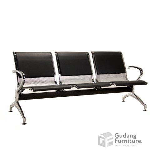 Kursi Tunggu / Public Chair / Kursi Deret / Kursi Tunggu Bandara Fantoni F 7036SE C/3