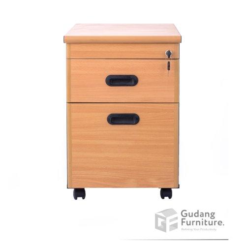 Laci Sorong Kantor Modern Minimalis / Mobile Drawer Aditech AM 05