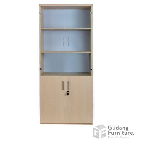 Lemari Arsip Kantor / High Cabinet Aditech SC 2084