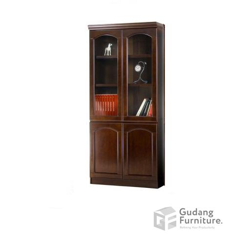 Lemari Arsip Kantor / High Classic Cabinet Glory FK 901 (2P)