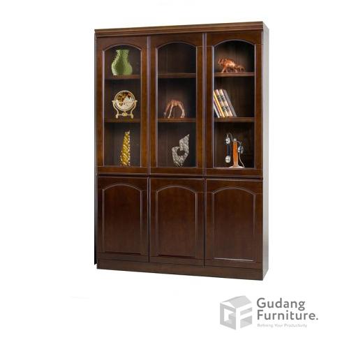 Lemari Arsip Kantor / High Classic Cabinet Glory FK 901 (3P)