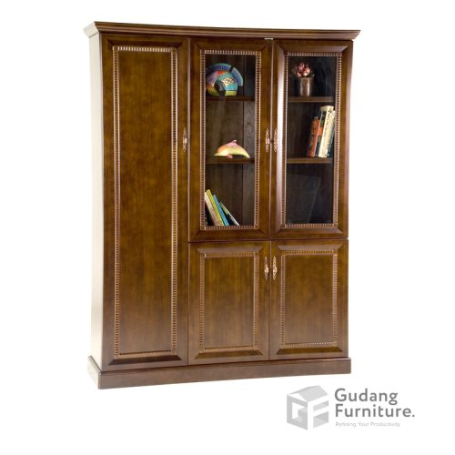Lemari Arsip Kantor / High Classic Cabinet Glory CB 145