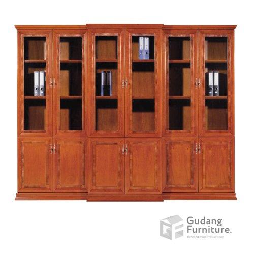 Lemari Arsip Kantor / High Classic Cabinet Glory CB 280