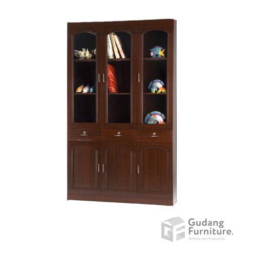 Lemari Arsip Kantor / High Cabinet Glory FK 120