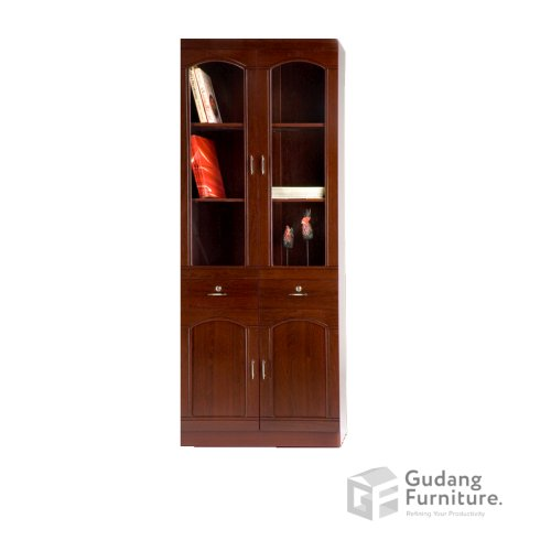 Lemari Arsip Kantor / High Classic Cabinet Glory FK 80