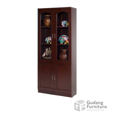 Lemari Arsip Kantor / High Classic Cabinet Glory FKA 80