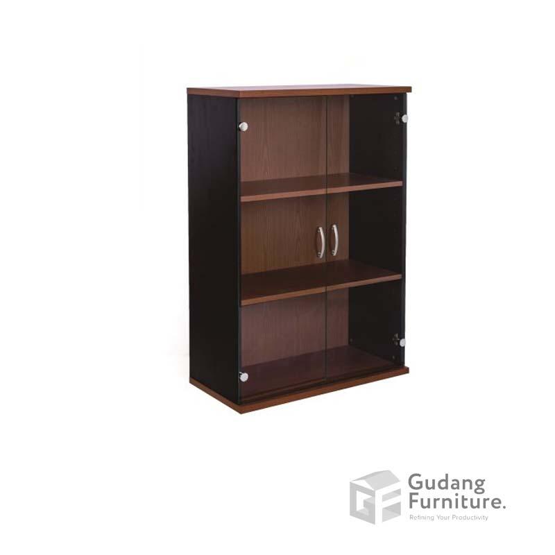 Lemari Arsip Kantor / Medium Cabinet Aditech MCU 03
