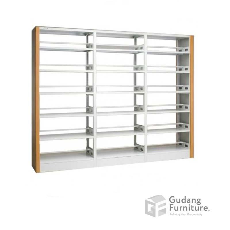 Filling Cabinet Metal / Lemari Cabinet Metal / Rak Metal Kantor Safeguard SBSW2P-P