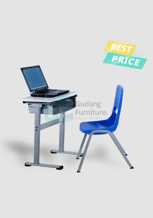 Meja dan Kursi Sekolah (Set) Aditech SC 02