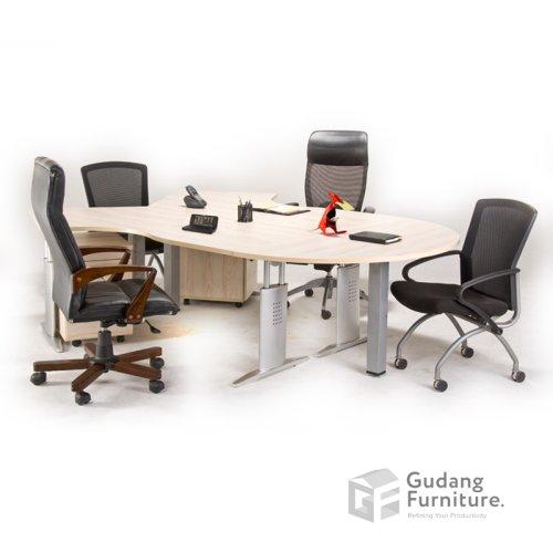 Meja Kerja Kantor Direktur Aditech NFD 65