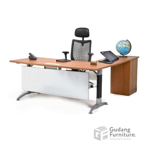 Meja Kerja Kantor Manager Aditech NFD 09i
