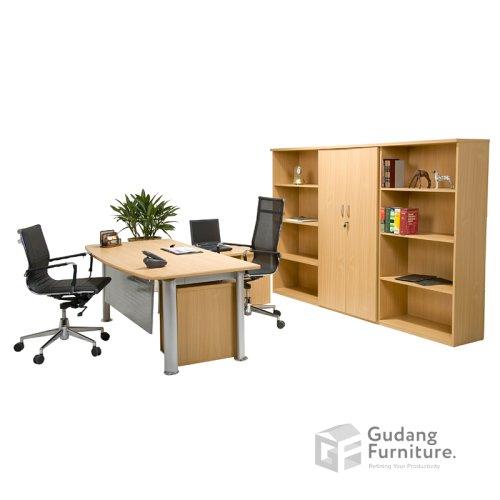 Meja Kerja Kantor Direktur Aditech SE 6008