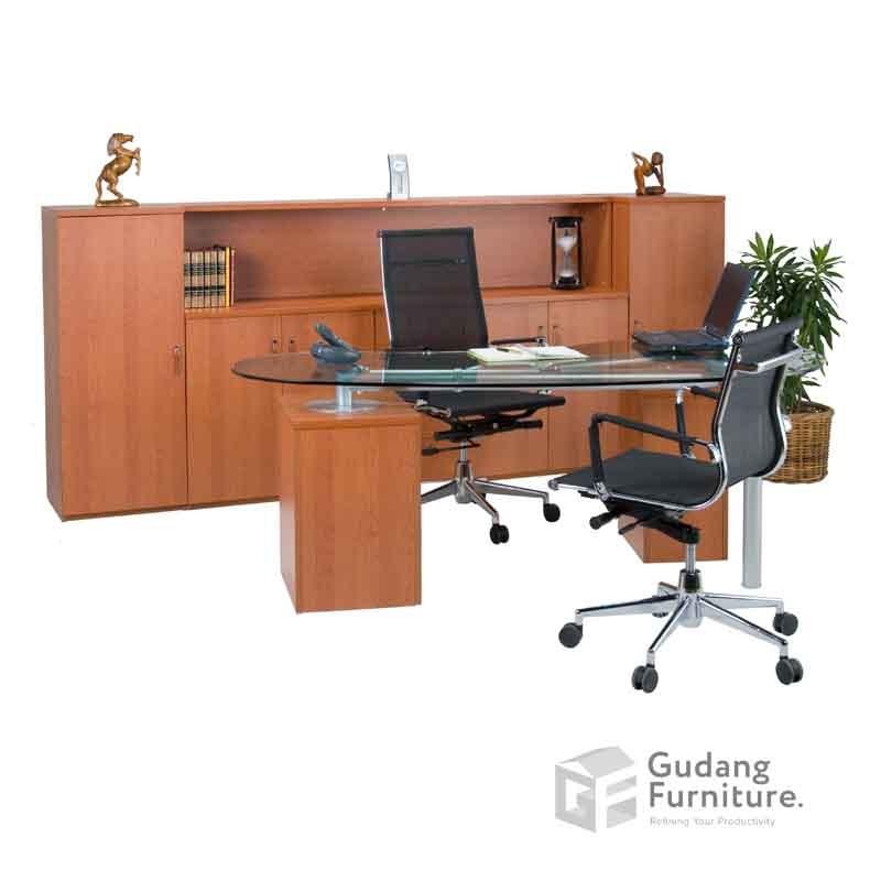 Meja Kerja Kantor Direktur Aditech SE 6003