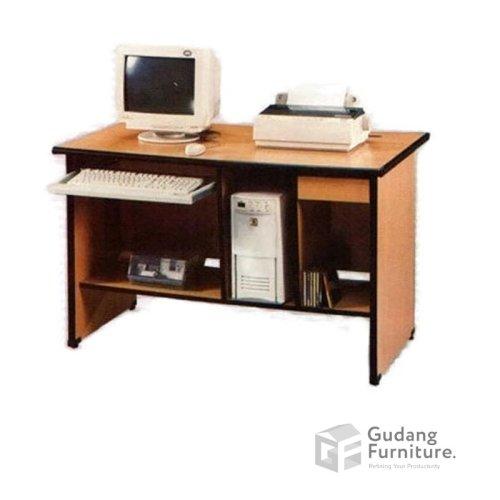 Meja Kantor Komputer Minimalis Glory GD 180 C
