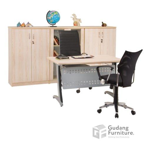 Meja Kerja Kantor Manager Aditech MP 160
