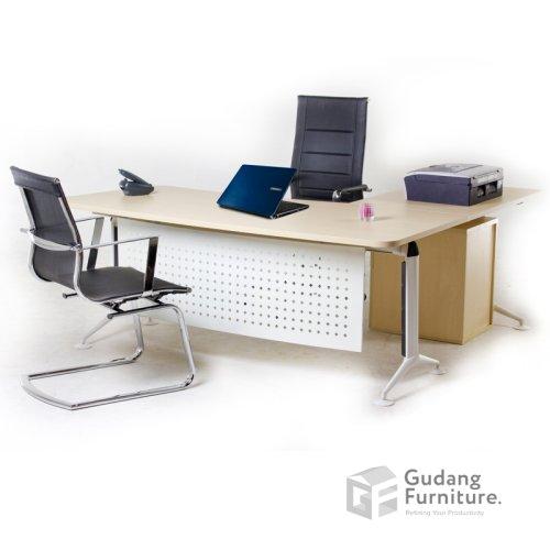 Meja Kerja Kantor Direktur Aditech FR 15