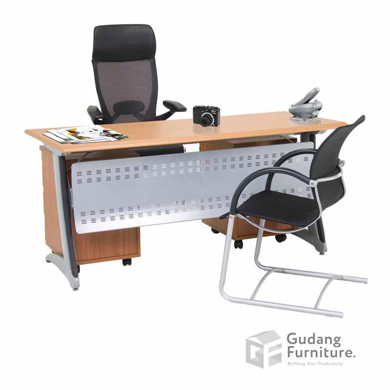 Meja Kerja Kantor Staff Aditech MS 02