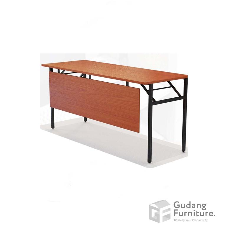 Meja Lipat Kantor / Meja Banquet / Meja Training Modern Minimalis Aditech FT 18 M