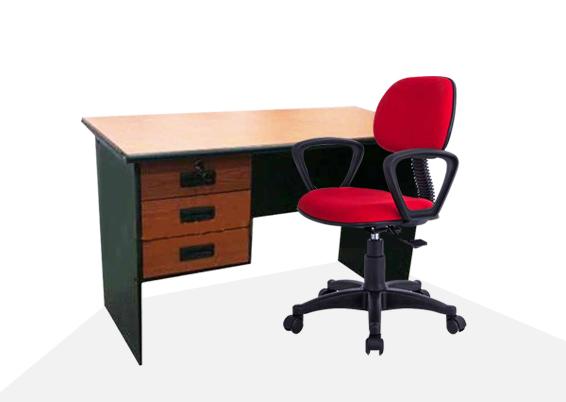 Paket Promo GF Series Chair A + Kony KN 410