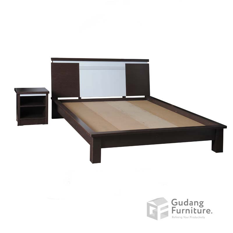 Ranjang Double Bed (King Size) Anata Series RN 2678