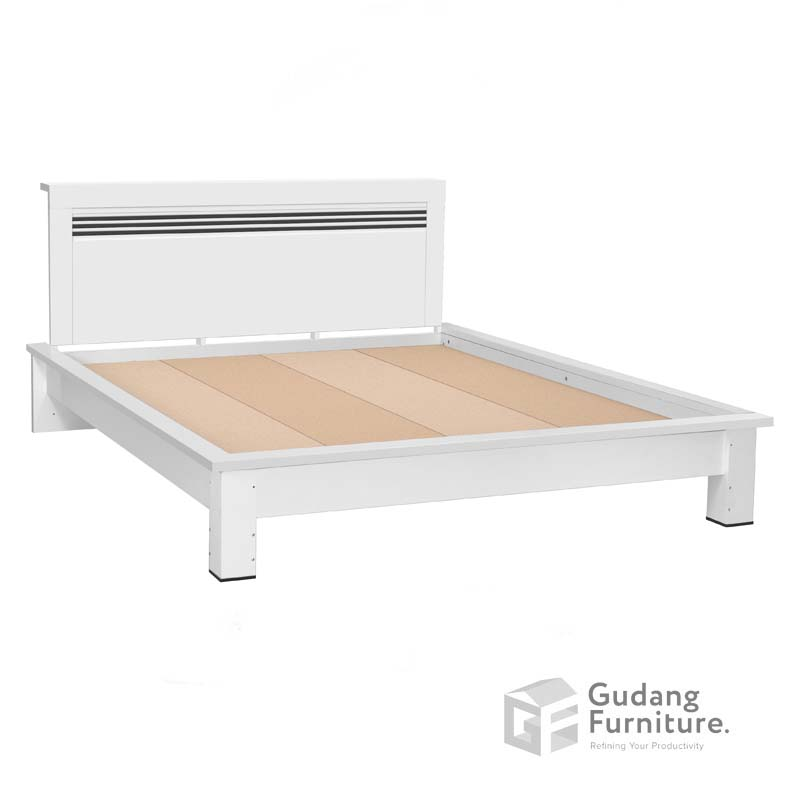 Ranjang Double Bed (Queen Size) Infinity Series RN 2576