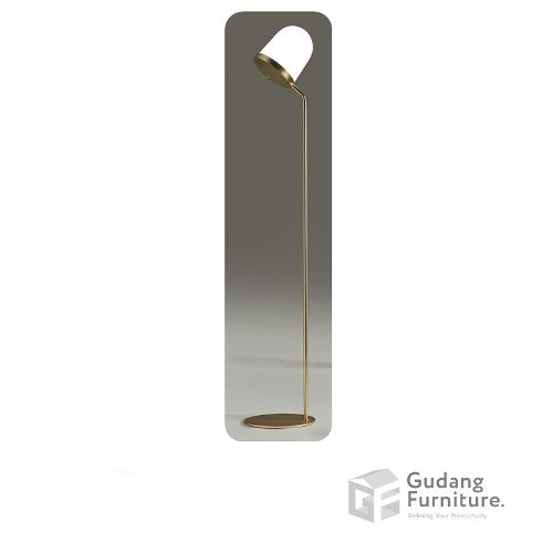 Lampu Lantai / Standing Lamp Ardente Rod Metal