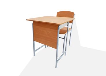 Meja Kursi Belajar Sekolah SMART